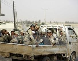 Syria: Liên quân Arab và người Kurd tiến vào thành phố Manbij