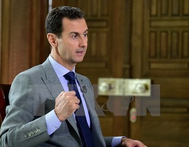 Tổng thống Syria ra quyết định giải phóng thành phố Aleppo