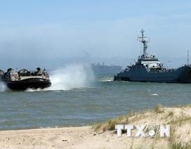 6.000 binh sỹ NATO tập trận quy mô lớn gần biên giới Nga