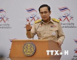 Tòa án Thái Lan bác cáo buộc nổi loạn đối với Thủ tướng Prayut