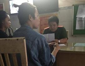 Cảnh cáo cặp vợ chồng chiếm giữ CMND của Tùng Sơn