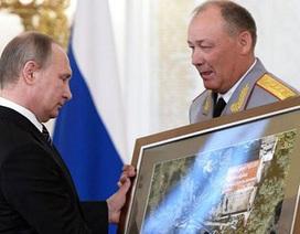 Lộ diện viên tướng trực tiếp chỉ huy chiến dịch của Nga tại Syria