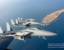 Tương lai nào chờ Không quân Hàn Quốc