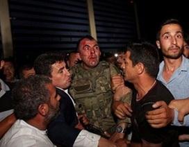 Thổ Nhĩ Kỳ bắt những binh sỹ âm mưu khống chế Tổng thống
