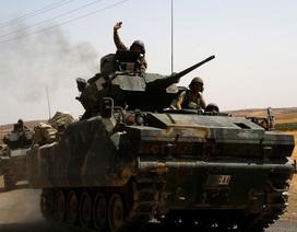 Thổ Nhĩ Kỳ đưa 1.000 đặc nhiệm vào Syria