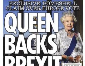 Tuyên bố gây sốc của Nữ Hoàng Anh