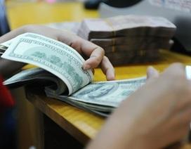 """""""Cặp đôi"""" USD/VND tăng mạnh theo tỷ giá trung tâm"""