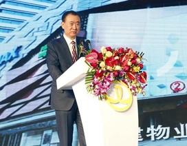 Tỷ phú giàu nhất Trung Quốc quyết mua công ty giải trí của Hollywood
