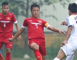 U16 Việt Nam vùi dập U16 Myanmar tại giải khu vực
