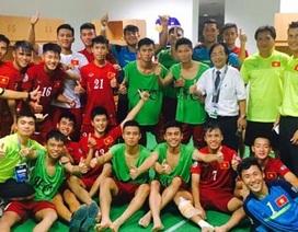 U16 Việt Nam muốn làm điều kỳ diệu như đội tuyển futsal