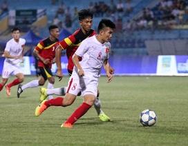 U19 Việt Nam - U19 Australia: Động lực từ đàn em U16