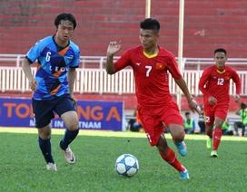 Thua U21 Yokohama, U21 Việt Nam vẫn vào bán kết
