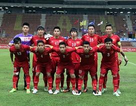 Tuyển Việt Nam hội quân, chọn đội bóng V-League làm quân xanh