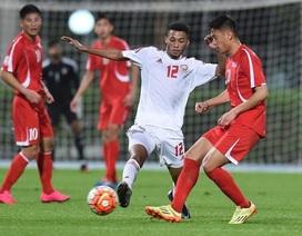 UAE: Đối thủ đáng gờm của U23 Việt Nam
