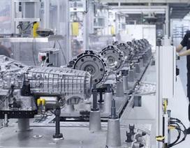 Audi sản xuất hộp số 7G S-Tronic tại Trung Quốc