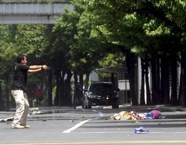 Nhân chứng miêu tả các vụ nổ ở Jakarta giống động đất
