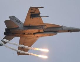 Máy bay chiến đấu Canada rơi trong khi diễn tập, phi công tử nạn