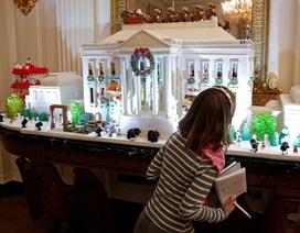Nhà Trắng trong mùa giáng sinh cuối cùng của gia đình Tổng thống Mỹ Obama