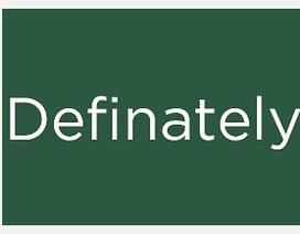 Bạn giỏi chính tả môn tiếng Anh đến đâu?