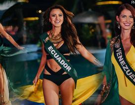Lộ diện những thí sinh sáng giá nhất cuộc thi Hoa hậu Trái đất 2016