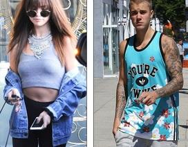 Sau trận cãi nhau nảy lửa, Justin Bieber phớt lờ Selena Gomez