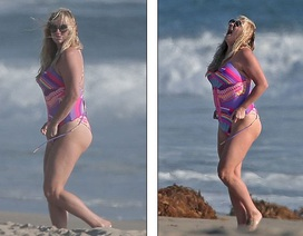 """Kesha """"phát tướng"""" trong ngày trở lại với âm nhạc"""