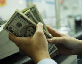Tỷ giá USD/VND ngân hàng tăng mạnh