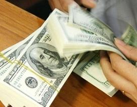 Tỷ giá trung tâm vượt ngưỡng 22.000 VND/USD