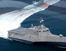 Tàu chiến 475 triệu USD của Mỹ sắp rẽ sóng