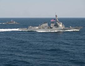 Nghị sỹ Mỹ hối thúc tuần tra Biển Đông thường xuyên
