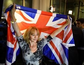 Người Anh quyết định chọn rời EU
