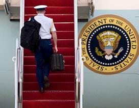 Chiếc vali hạt nhân quyền lực luôn đi cùng tổng thống Mỹ