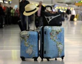 Đấu giá vali thất lạc - nghề hốt bạc ở Anh