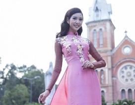 Á hậu Thúy Vân đắt show MC