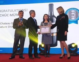 Thương hiệu Vang Việt đạt giải trên đấu trường quốc tế