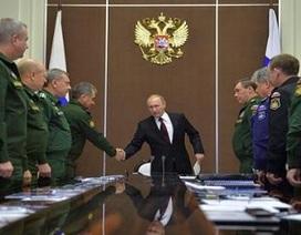 Vì sao Putin chọn Tướng lục quân nắm không quân ở Syria?