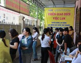 Ngày 6/10, Hà Nội: Tổ chức Phiên GDVL cho lao động hưởng bảo hiểm thất nghiệp