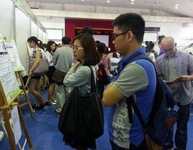 Hội chợ việc làm tại Đài Loan (Trung Quốc): Nhịp cầu kết nối