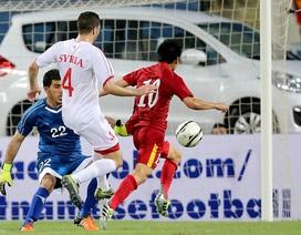 Văn Quyết và Công Vinh ghi bàn, đội tuyển Việt Nam thắng thuyết phục Syria