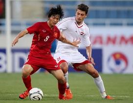 Đội tuyển Việt Nam 2-0 Syria (Kết thúc)