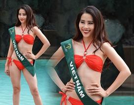 Missosology dự đoán Nam Em lọt top 10 Hoa hậu Trái đất 2016