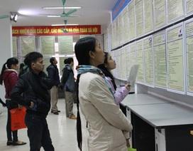 Hà Nội: Sau Tết, lao động chưa vội tìm việc làm