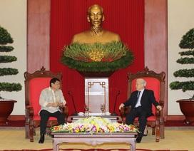 Tổng thống Philippines đánh giá cao vị thế của Việt Nam trong ASEAN