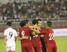 Đội tuyển Việt Nam chia tay 4 cầu thủ trước trận gặp Indonesia