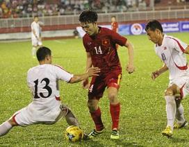 Quân HA Gia Lai ghi dấn ấn ở đội tuyển Việt Nam
