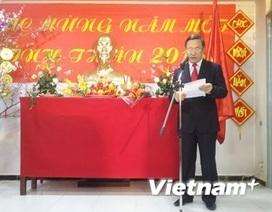 Cộng đồng người Việt Nam tại Algeria đón Xuân Bính Thân 2016
