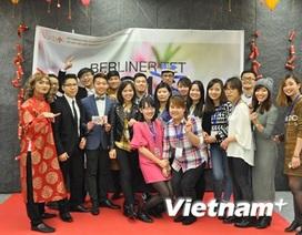 Sinh viên Việt Nam tại Đức tổ chức mừng xuân Bính Thân