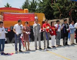 Hàn Quốc: Triển lãm ảnh Trung Quốc hoạt động trái phép ở Biển Đông