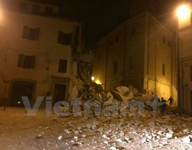 Sinh viên Việt Nam tường thuật diễn biến từ tâm chấn động đất Italy