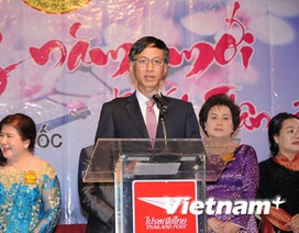 Cộng đồng người Việt tại Thái Lan vui đón Tết cổ truyền Bính Thân